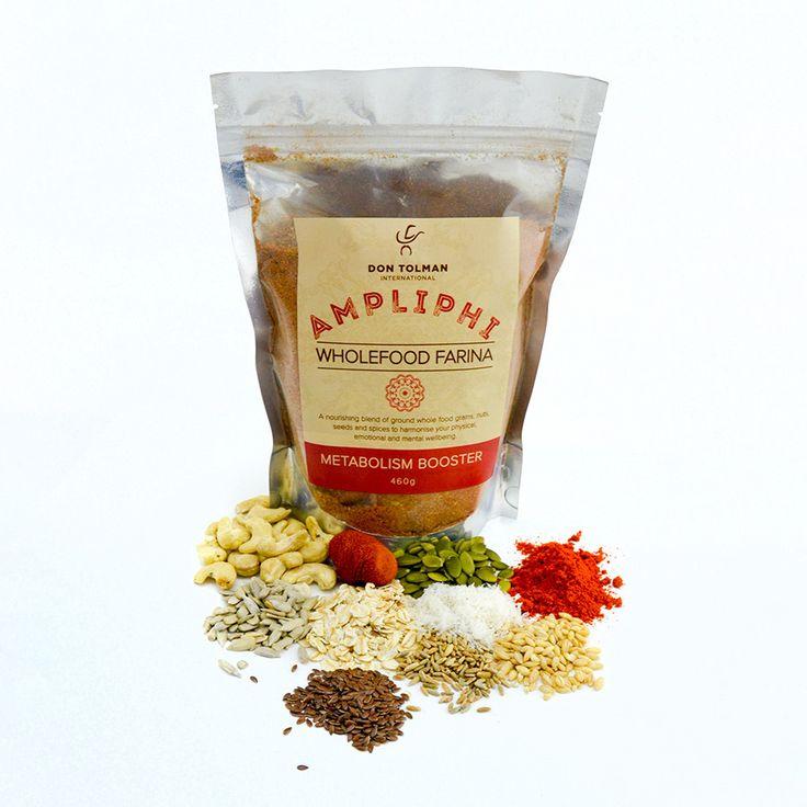 Ground Wholefood Farina | AMPLIPHI by Don Tolman | Don Tolman International