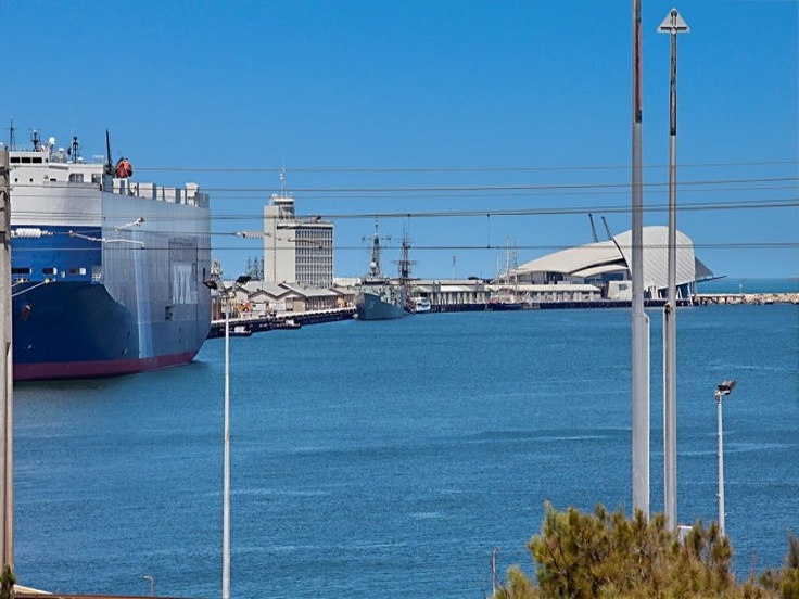 Fremantle Harbour, Perth, Western Australia