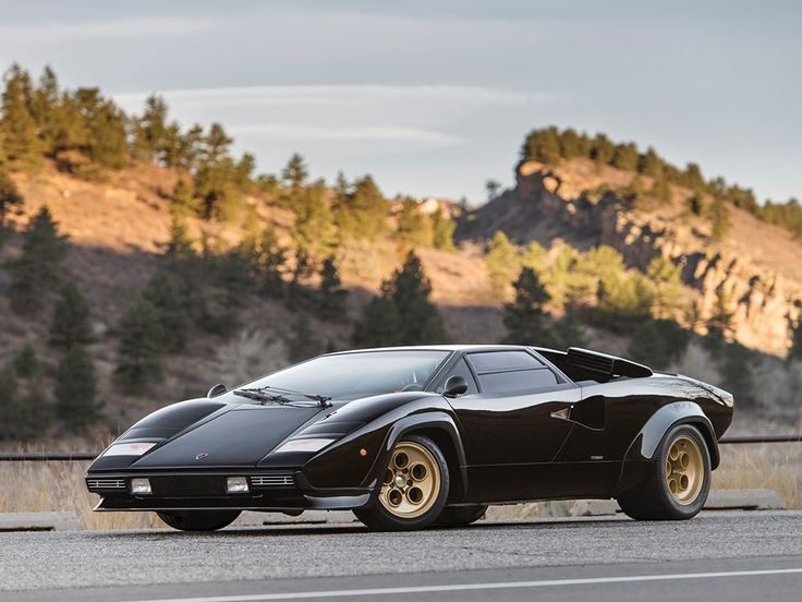 For more cool pictures, visit: http://bestcar.solutions/a-very-rare-1979-lamborghini-countach-lp400-series-1-by-bertone-is-offered-for-sale