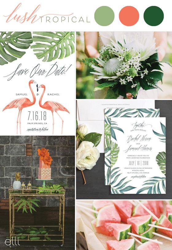 5 Trending Wedding Themes for 2017