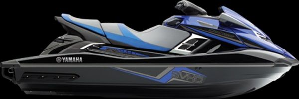 The latest model Yamaha WaveRunner. 2014 Yamaha FX SVHO is an excellent model that can transport up to three passengers, it raises Supercharged engine type 4-cylinder, 4-stroke, Vortex Super High Output Yamaha Marine Engine with Pump type 160mm High-
