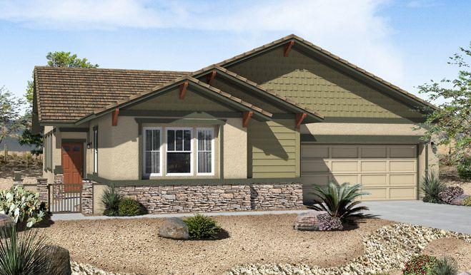 Ranch home in las vegas the connor floor plan las for Las vegas dream homes