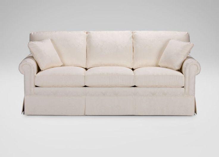 """Paramount Panel-Arm Sofas sofa 94"""" option"""