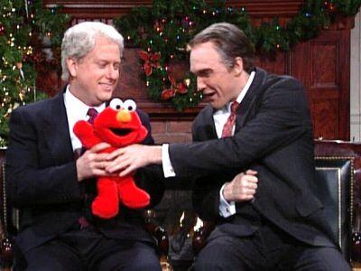 Bob dole and bill Clinton