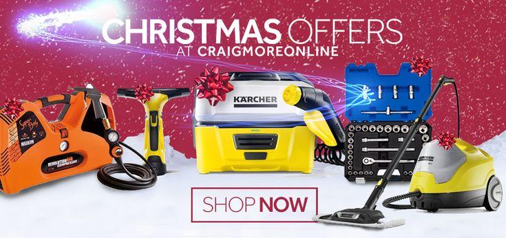 Cleaning Equipment | Welding Equipment | PPE | Craigmore