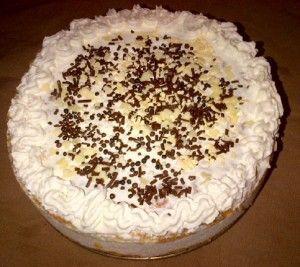 TORTA BAVARESE - Qui la #ricetta #BlogGz: http://blog.giallozafferano.it/assaggidalmondo/la-mia-torta-bavarese/ #GialloZafferano #torta #dessert