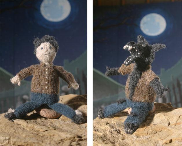 9 Creative Halloween Knitting Patterns on Craftsy Creative, Knitting patter...