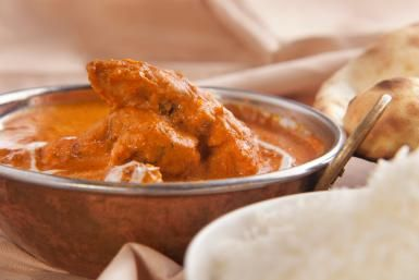 The Real Deal - Traditional Indian Butter Chicken: Butter  Chicken - Murg Makhani