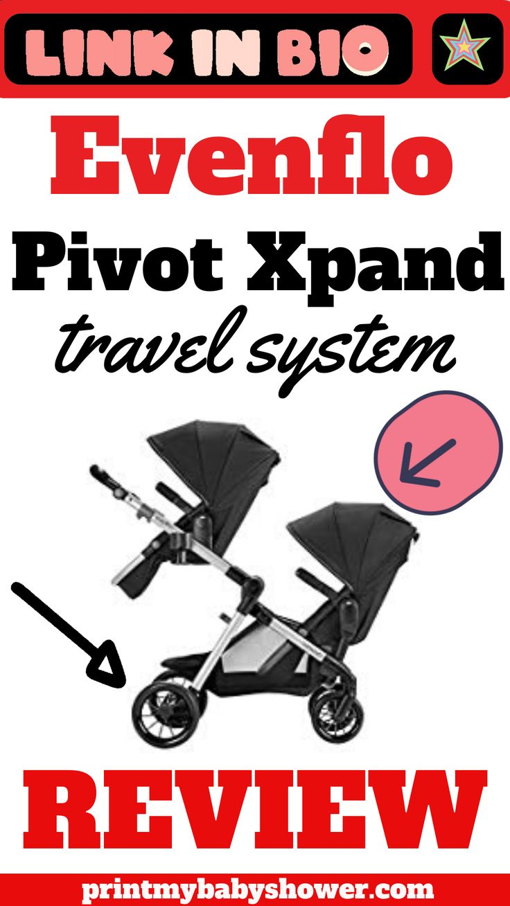Evenflo Pivot Xpand Travel System Review And Report [Video
