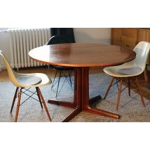 25 best ideas about table ronde scandinave on pinterest - Table manger scandinave ...