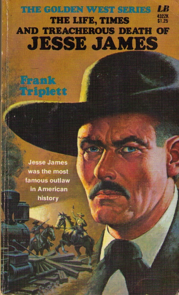 Account of the life of jesse james