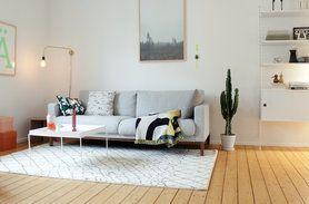 Gewappnet für Herbst & Winter #solebich #einrichtung #interior #wohnzimmer #livingroom #kaktus #cactus #hay #tray #table Foto: SwantjeundFrieda