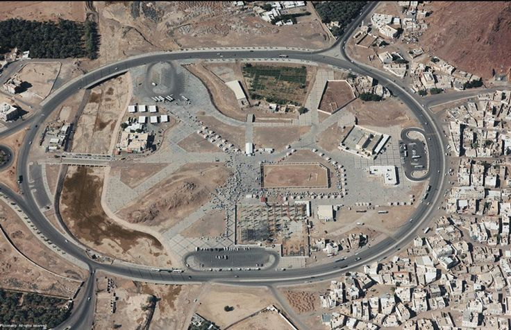 Development of the Area of Battle of Uhud