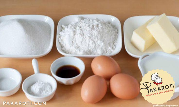 Mengandalkan telur saja ternyata belum cukup. Kini ada sejumlah bahan yang bisa mengembangkan kue dengan cepat. Gunakan bahan pengembang seperti baking soda, soda kue atau cake emulsifier #BakingTips