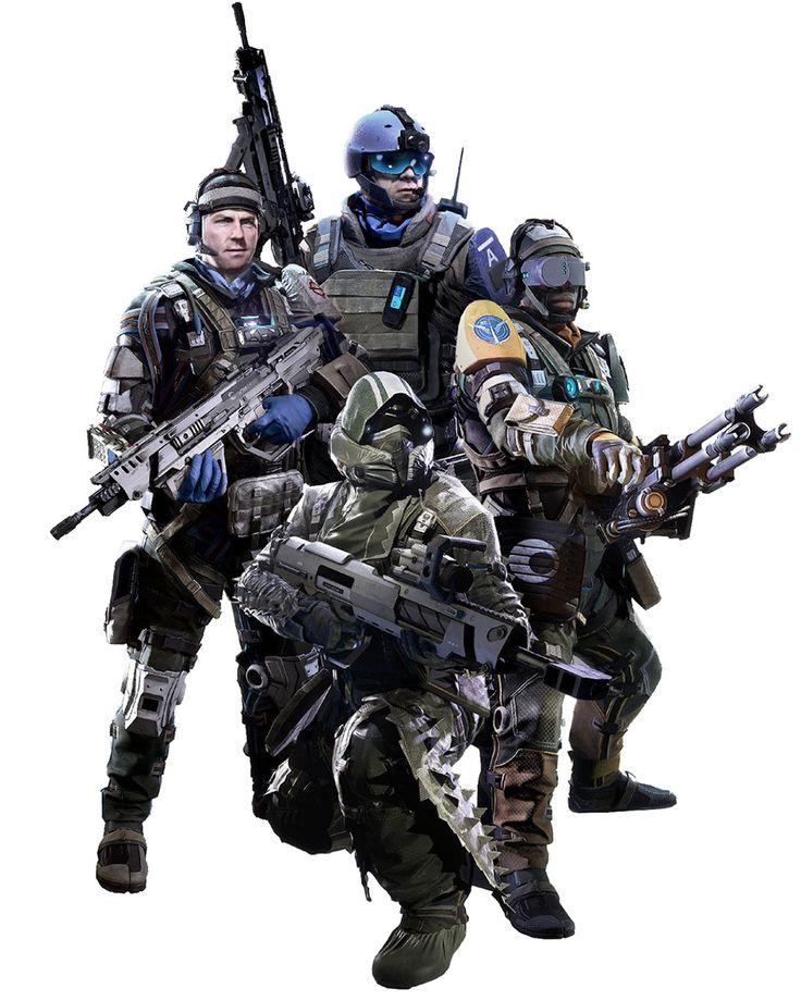 Interplanetary Strategic Alliance - Killzone: Shadow Fall