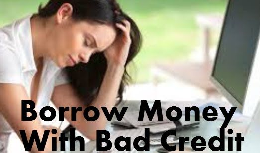 Borrow Money With Bad Credit- Instant Decision Payday loans Online