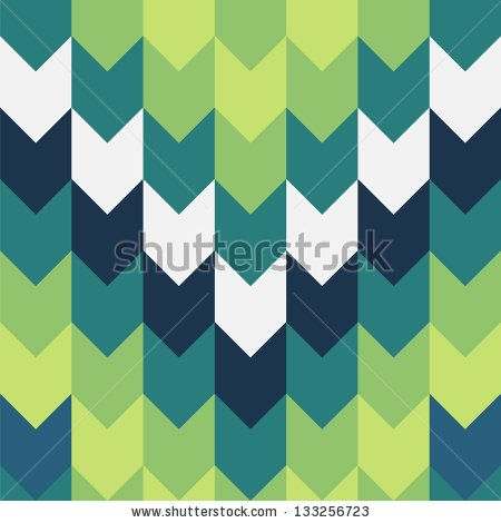 Geometric background. Vertical seamless - stock vector
