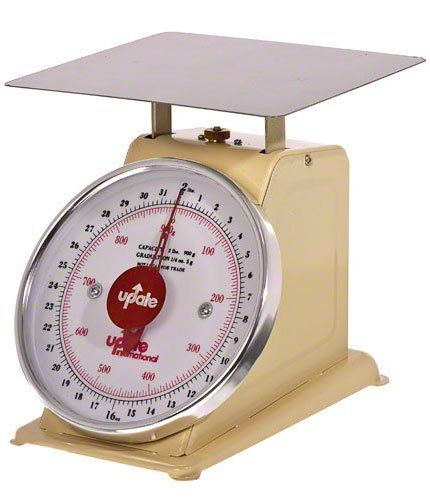 Update International (UP-72) 2 Lb Analog Portion Control Scale - ID249954 - Auction | Buy Now - StorePassion.Com Auctions | United States Version
