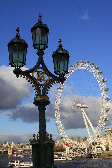 If it is a clear day we will already have a booking to ride the London Eye for magical views of the city. I want to see the world through the London Eye.