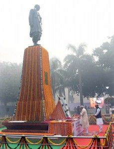 Latest India News Today : PM Modi Pays Tribute to Sardar Patel on his 141st Birth Anniversary