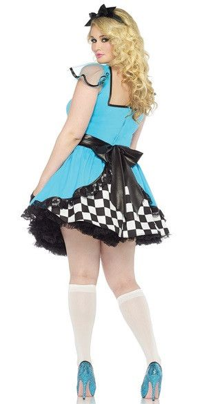 Alice in nightmareland cocktail dress