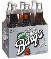 """Barq's rules in this part of the world for root beer. It was born here in Biloxi. Get it In the bottle, """"nuff said!"""