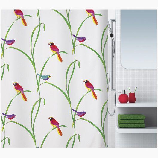 17 meilleures id es propos de rideau de douche tissu sur for Rideau de douche en tissu