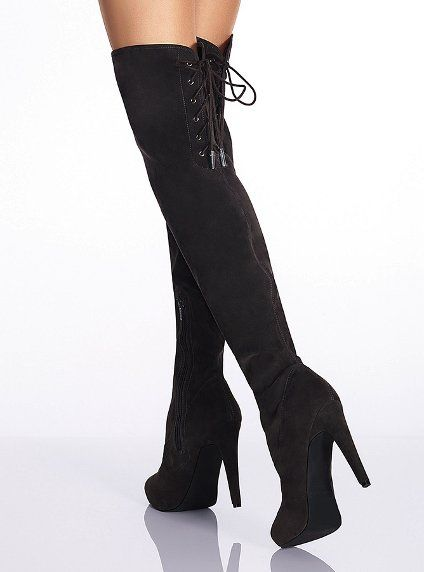 Over-the-knee Boot - Colin Stuart® - Victoria's SecretColin O'Donoghue, Colin Stuart, Boots Victoriassecret, Over The Kne Boots, Knee Boots, Victoria Secret, Thighs High, High Bootsv, Boots Colinstuart