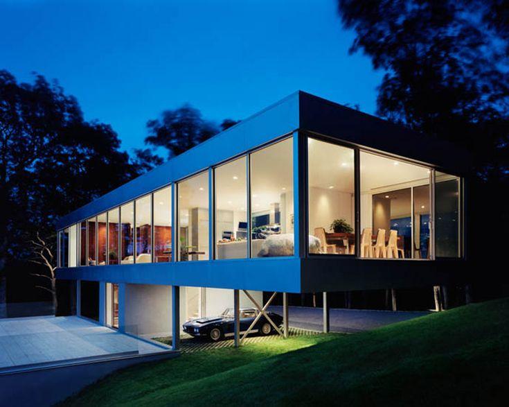 61 best houses on stilts images on pinterest dreams for Modern house on stilts