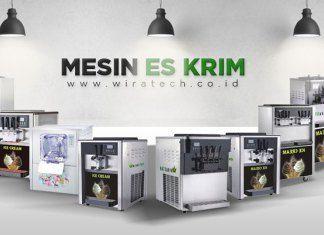 Konsumsi Es Krim Meningkat, Mesin Es Krim Solusinya