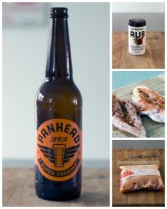 panhead supercharger apa beer soaked peri peri chicken