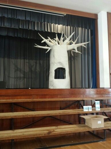 Magic Baobab Tree