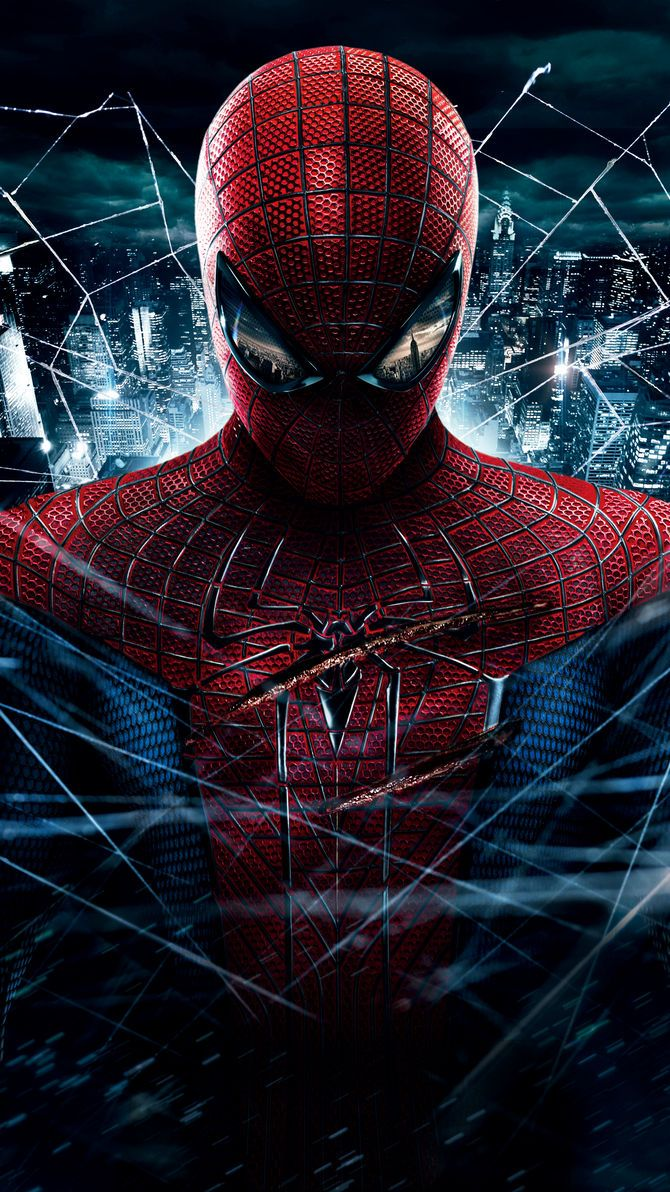 The Amazing Spider Man 2012 Phone Wallpaper Spiderman