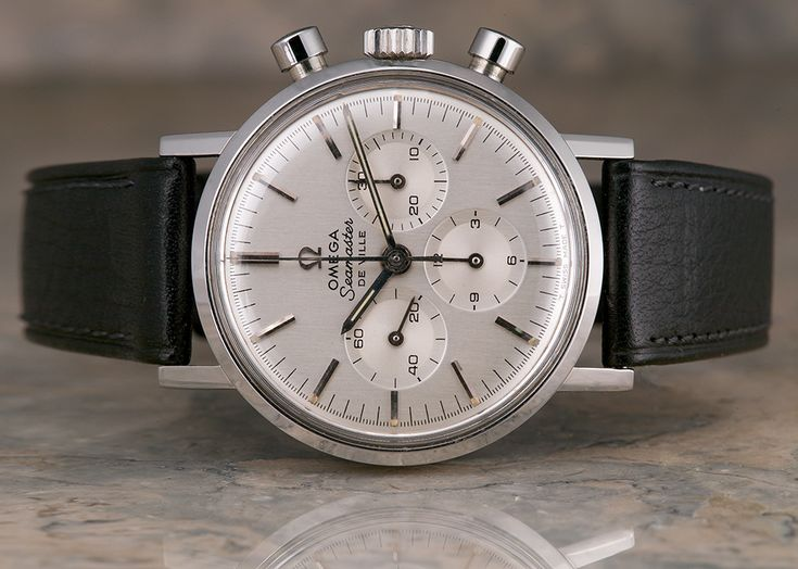 Omega Seamaster chronograph, Cal. 321. My ideal watch.