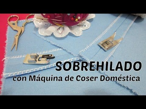 Dobladillo con doble aguja - YouTube