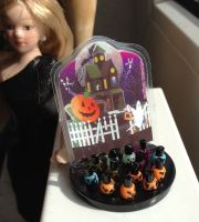 Miniature display for Phantom Frights by Katie9999