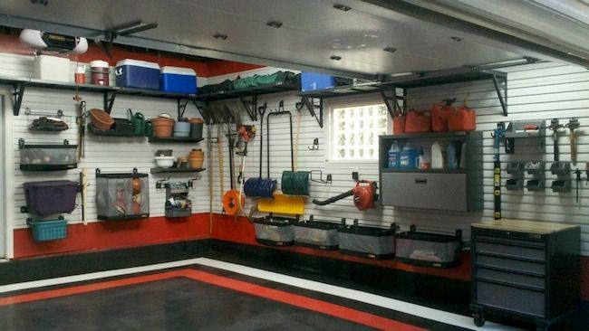 1000 Images About Garage Ideas On Pinterest: 1000+ Images About Organized Garage Examples On Pinterest