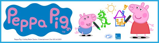 Peppa Pig Activities for children - iChild