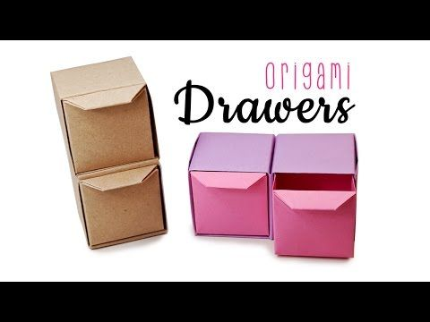 On this page you can view all of my origami instructions in one place! I have many origami video tutorials, boxes, bows, envelopes, hearts and more!
