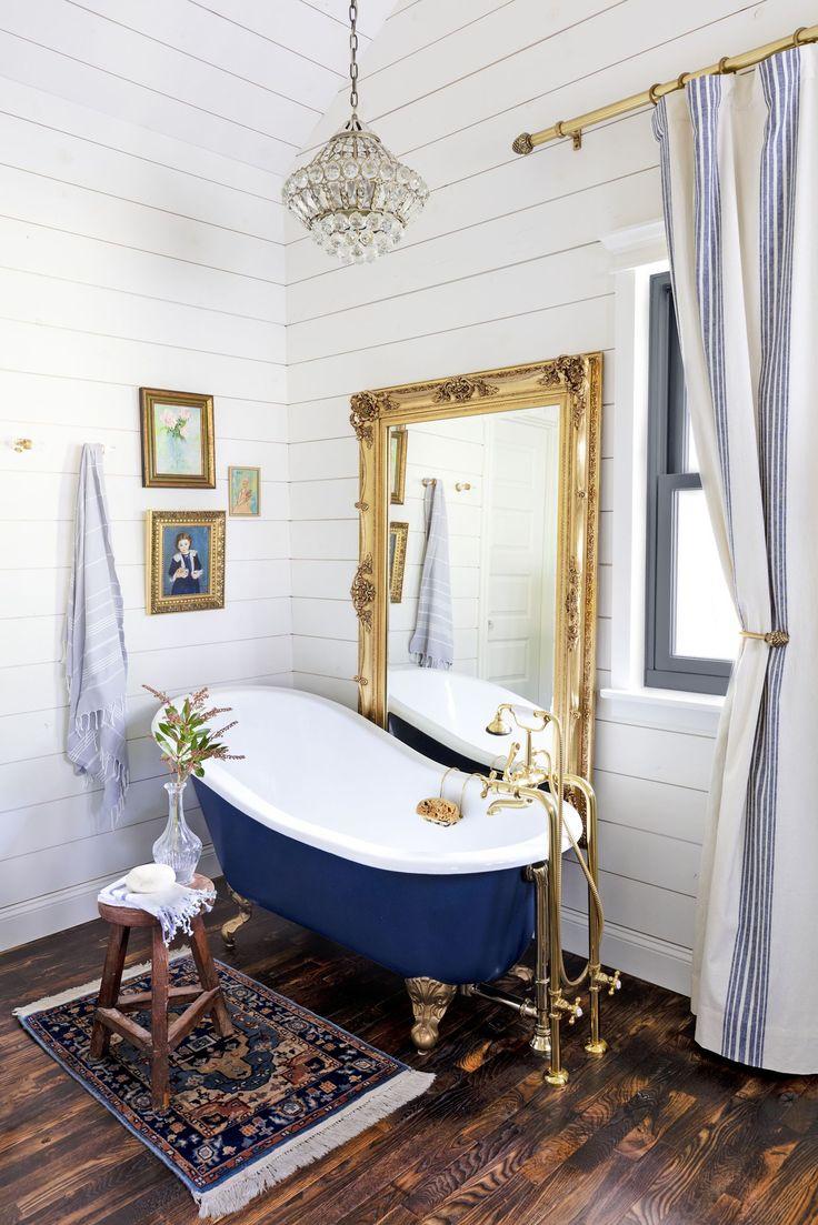 30 Creative Clawfoot Tub Ideas for Every Bathroom   Diy ...