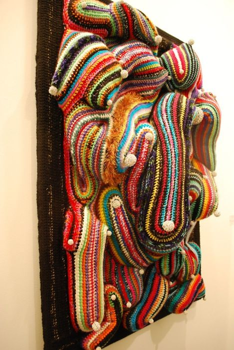 Best images about crochet art on pinterest yarns