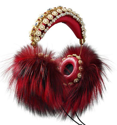 Frends x Dolce & Gabbana casque audio