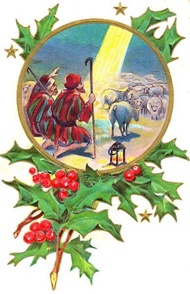 Nativity Clip Art - Image 4: