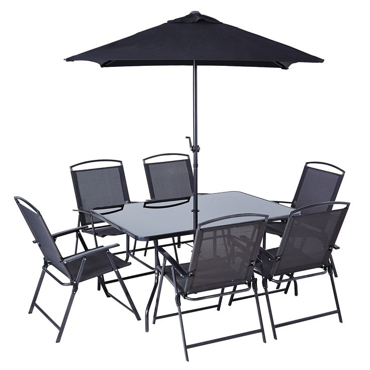 Good Miami Patio Set   8 Piece | Garden Furniture | ASDA Direct | Home Ideas |  Pinterest | Garden Furniture And Patios