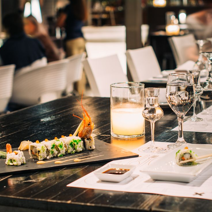 #sushi who said that isn't great. #distinto #distintobar #distintorestaurant