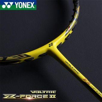 YONEX VTZF-2LD 4U Full Carbon Single Badminton Racket with Even Nails 26-28 Pounds Suitable for Professional Player TrainingJP Version