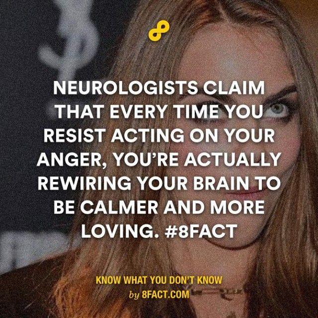 "Mama said ""never lose your temper."" #8fact"