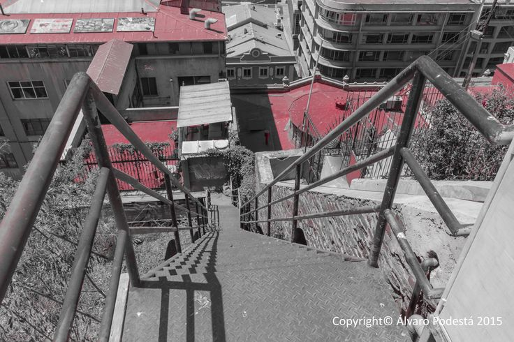 Escalinatas Valparaíso