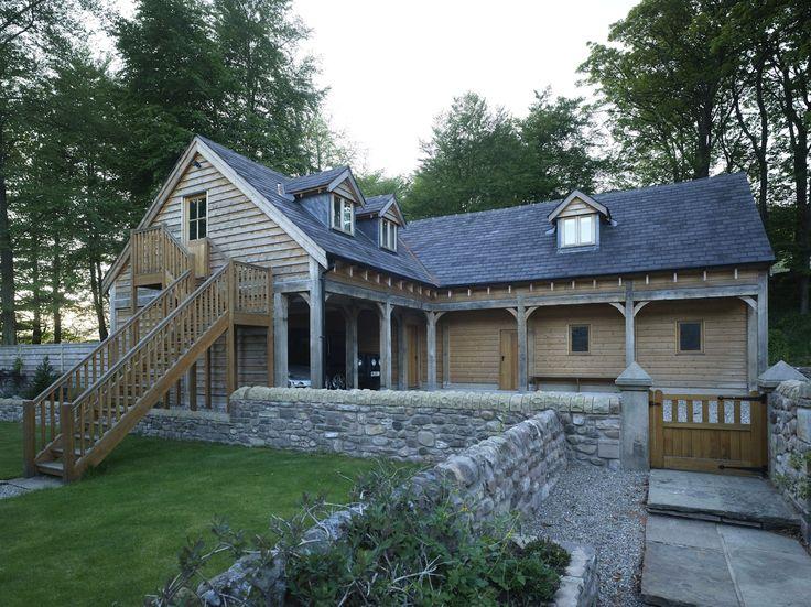 67 best images about l shape house garage on pinterest for Barn shaped garage