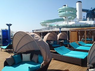 Carnival Legend Serenity deck. Adults only deck. I shall be frequenting this one.